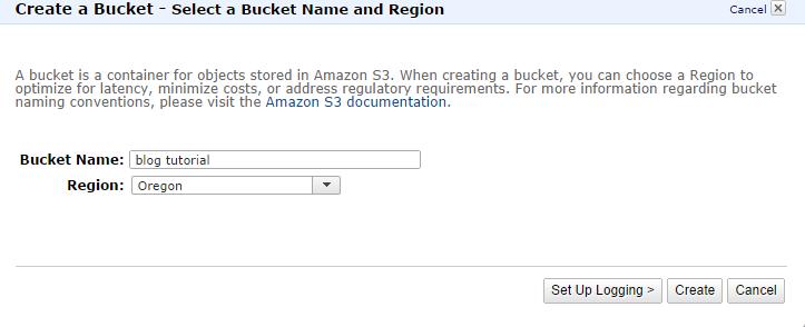 CDN Amazon S3